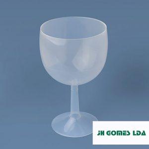 copo gin plastico