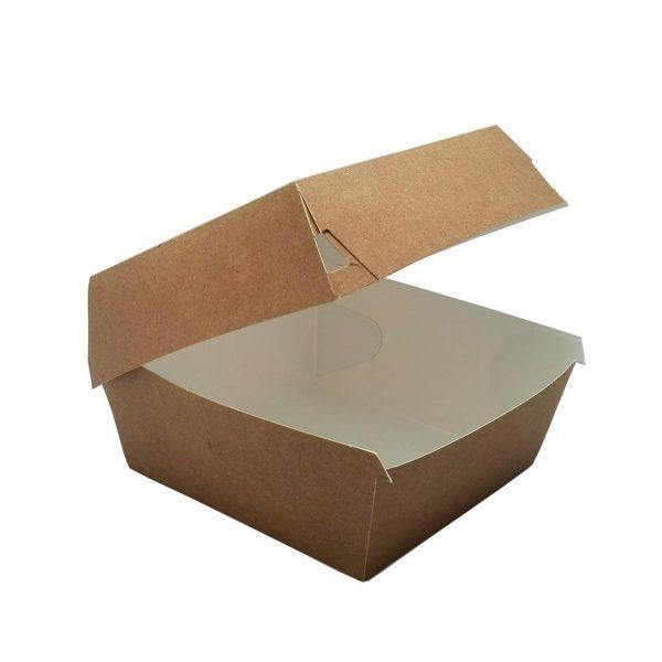 caixa para hamburguer grande