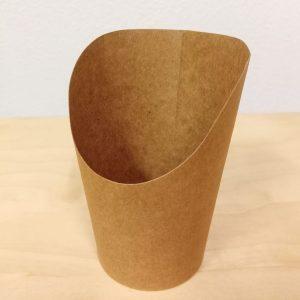 Embalagem para Wrapps kraft 6,5 OZ