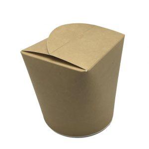 Embalagens Multifood Take Away Cartão 750ml | JHGomes