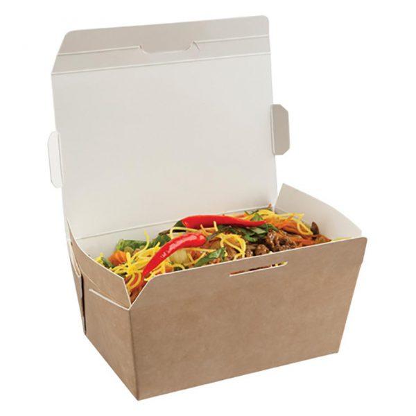 Embalagens Multifood com Tampa 700ml